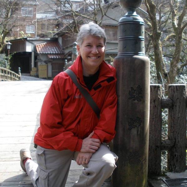 J. Colleen Berry<br />Associate Director, Center for Asian Studies