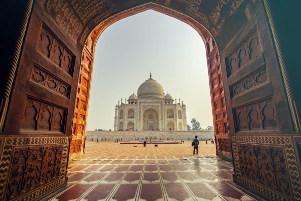 The Asia Institute - India - Taj Mahal